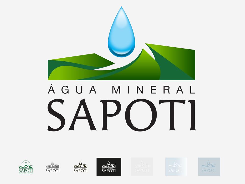 Sapoti_Agua Mineral _Logo_MDesign