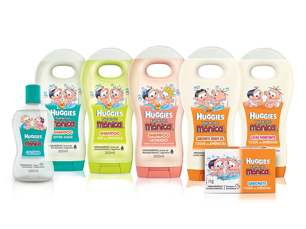 Huggies_Turma_Mônica_Linha_Shampoo_Condicionador_Toiletries_M+Design