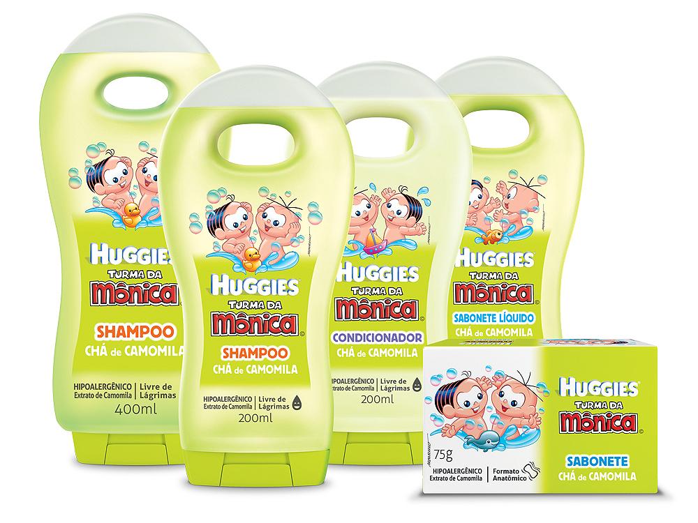 Huggies_Turma_Mônica_Shampoo_Chá_Camomila_M+Design