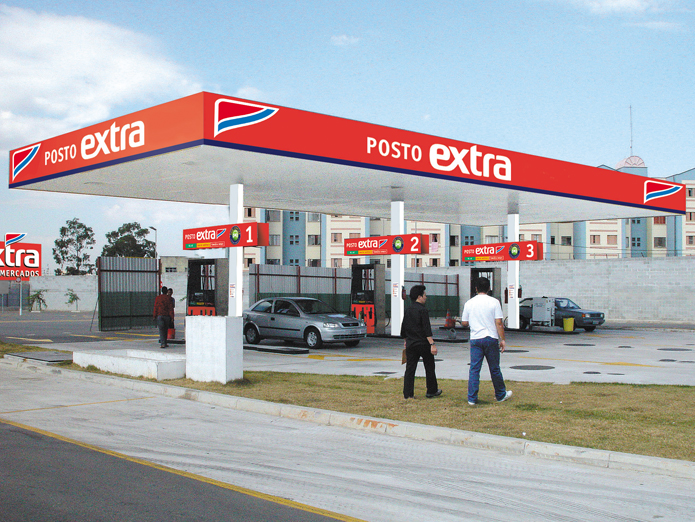 Extra_Hipermercados_PostodeGasolina_M Design