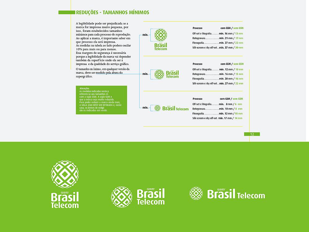 Brasil Telecom_Logo_M Design