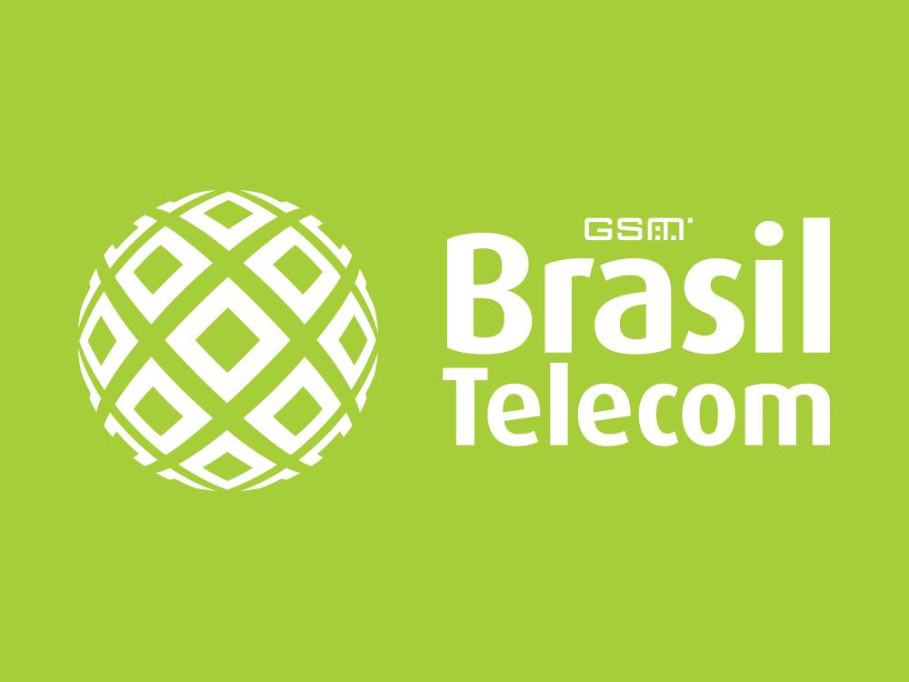 Brasil Telecom_Logo_M Design_Brand